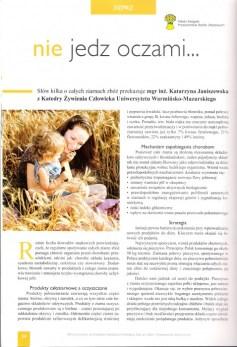 Artykuł o całych ziarnach zbóż dla Nowej Wsi Europejskiej - 1