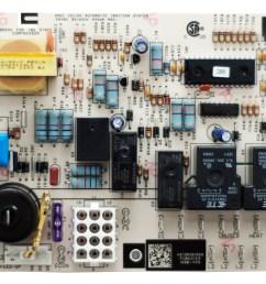 circuit board pcbag123s goodman amana janitrol janitrol repair [ 2452 x 1952 Pixel ]