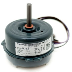 Ac Condenser Fan Motor Wiring Diagram Turtle Anatomy  B13400252s Janitrol Goodman 1 6 Hp