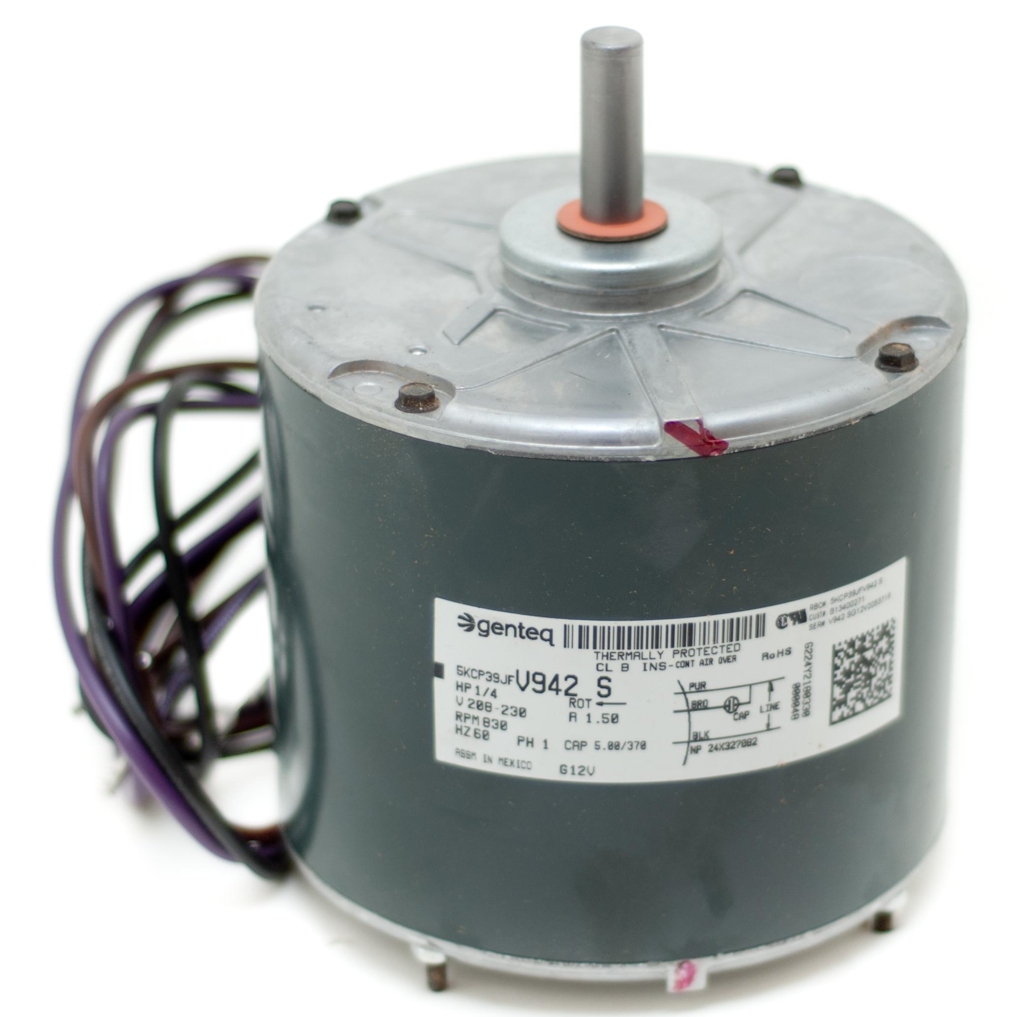 ac condenser fan motor wiring diagram 1969 ford mustang ignition switch  b13400271s janitrol goodman 1 4 hp
