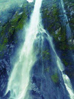 Waterval, Milford Sounds