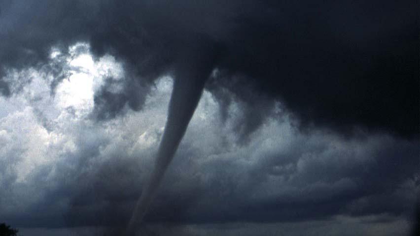 Nepali name of Tornado