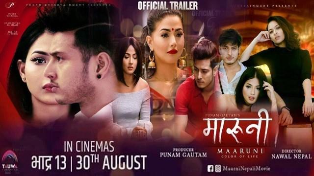 Maruni Movie Poster