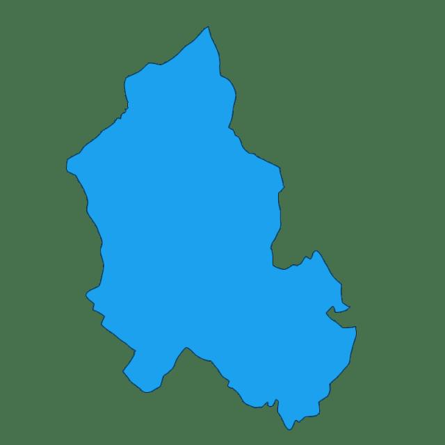 ललितपुर जिला मैप