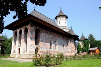 Manastirea Moldovita (XVw).