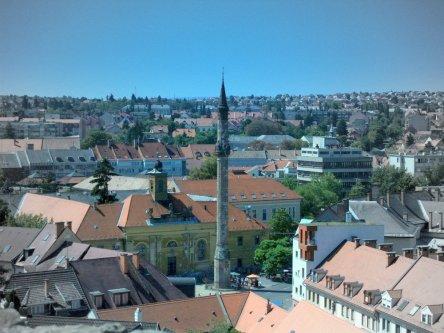 Minaret turecki XVII w.