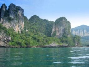 Zatoczka Ao Phra Nang.