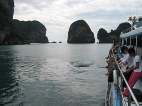 Rejs na wyspę Koh Phi Phi.
