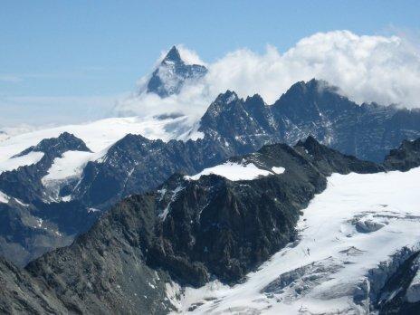 Alpy Walijskie – Arolla – Szwajcaria