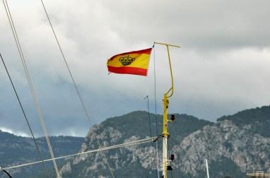 Welcome to Spain!!! Pierwszy raz w Hiszpanii! Wieje!