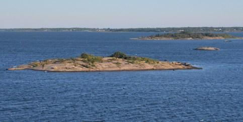 Szkiery archipelagu Blekinge.
