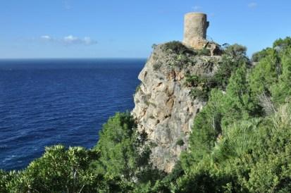 Torre de Ses Animes, Wieża Duchów niedaleko Banyalbufar. XVI wiek.