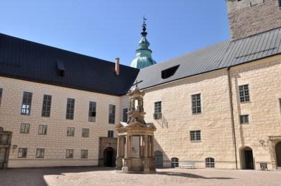 To tu w 1397r królowa Małgorzata ogłosiła słynną Unię Kalmarską (Szwecja+Dania+Norwegia), która trwała 126 lat.