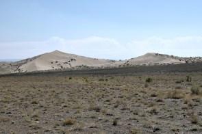 W innej części parku są 2 wydmy, które utworzyły się drobinka po drobince piasku w zagłębieniu pomiędzy pasmami gór Kalkan.