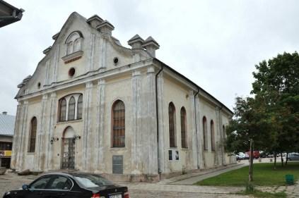 Biała Synagoga.