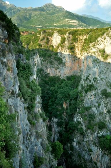 Kanion Gjipe.