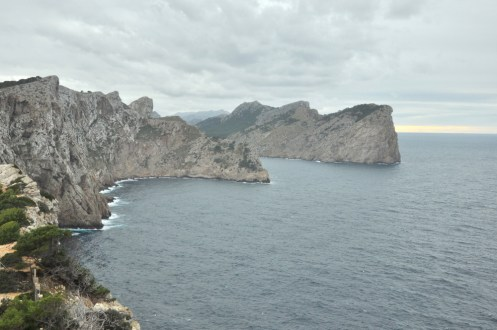 Cabo de Formentor.
