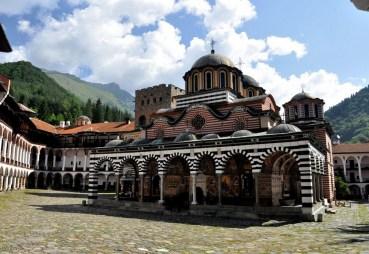 XIX-wieczna cerkiew pod wezwaniem Bogurodzicy.