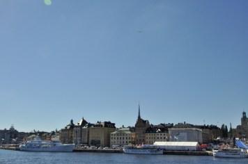 Sztokholm - Wenecja Północy.