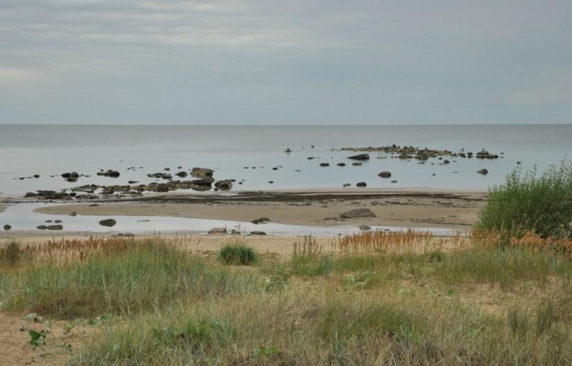 Znów Bałtyk i ostatni taki nocleg w Estonii.