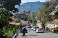 Fornalutx. Uważane za najładniejszą wioskę Hiszpanii.