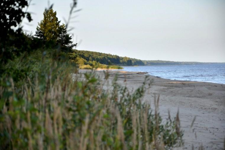 Peipsi to największe jezioro Estonii, jego środkiem wzdłuż przebiega granica z Rosją.