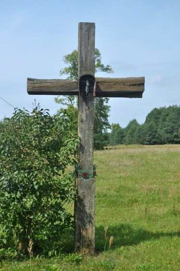 Krzyż wotywny w Socach.