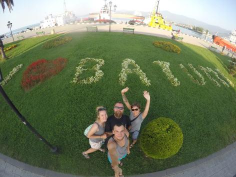A teraz prawdziwe wakacje: Batumi. 3 dni byczenia nad morzem! Region: Adżaria.