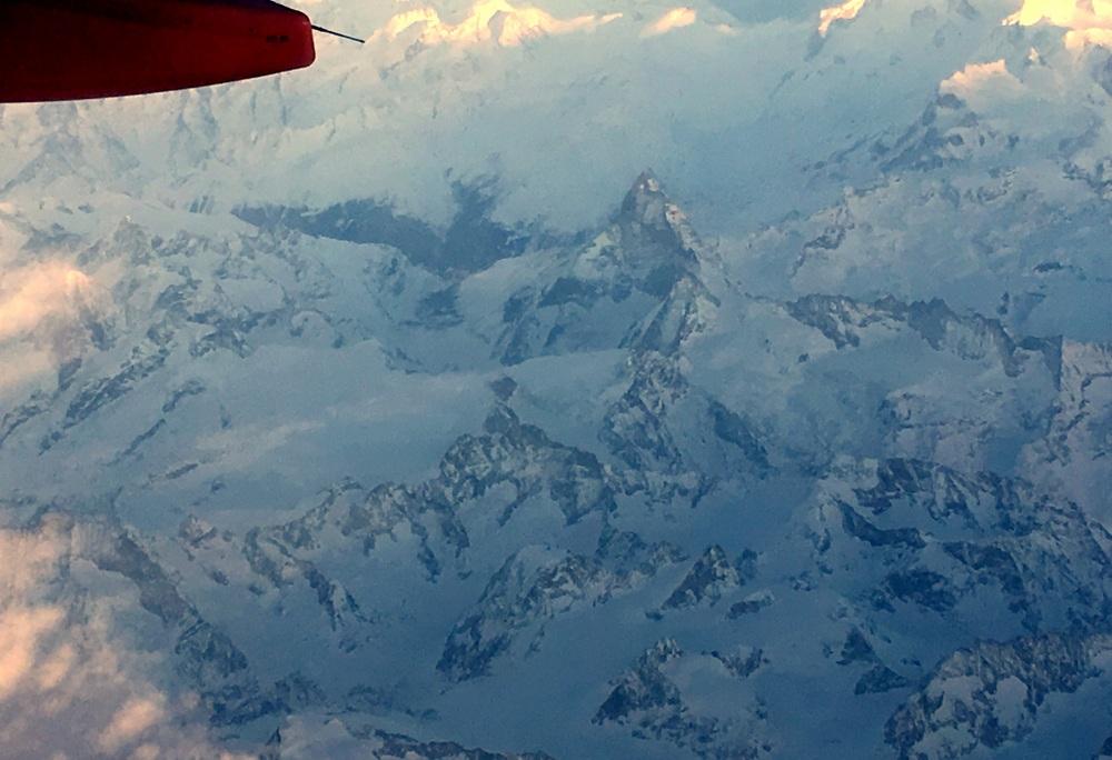 Jak na nasz gust (tak na 99,999999...%): Matterhorn.