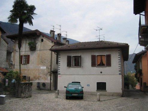 Cannobio, nasz domek :) (Włochy).