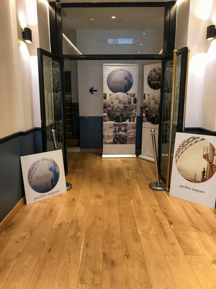 Photos-Discovery, the fair!  2019 Paris photography art fair 9 nov 2019