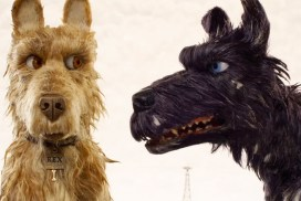 isle of dogs trailer