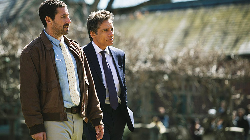 the Meyerowitz Stories review
