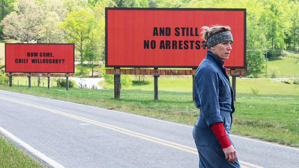 three billboards outside ebbing missouri review