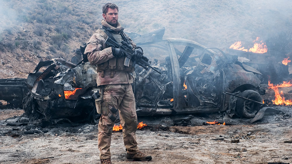 12 strong movie review