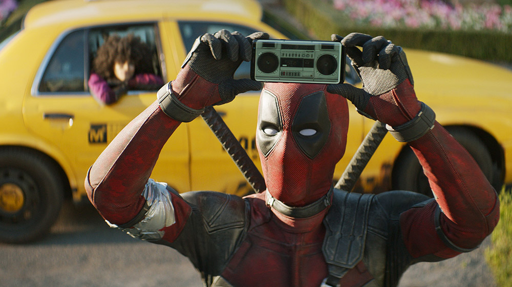 deadpool 2 pictures