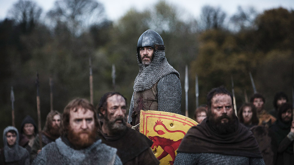 outlaw king movie review
