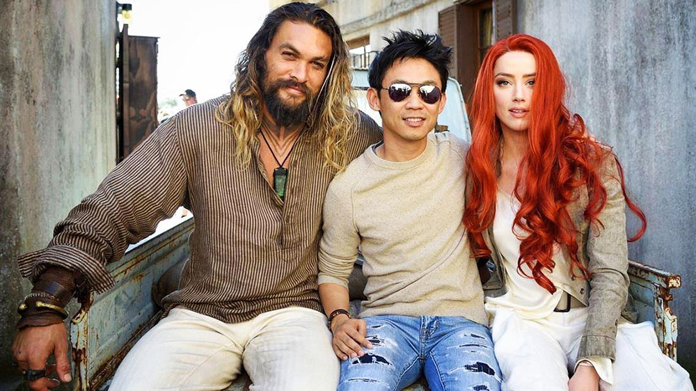 james wan aquaman director