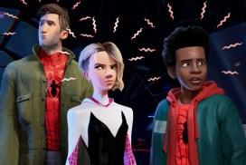 into the spiderverse sneak peek video