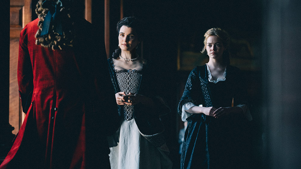 the favourite 2018 review