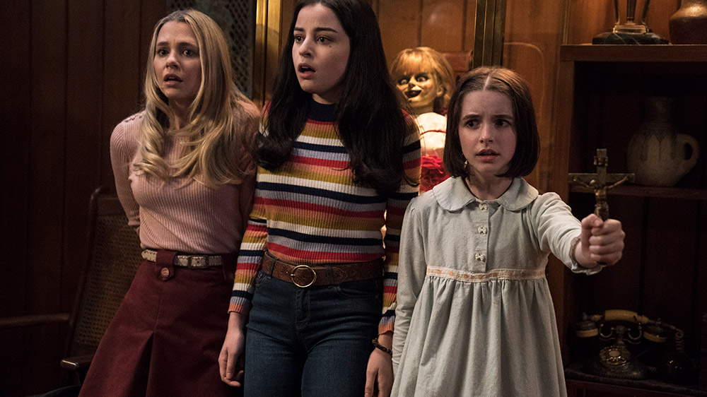the conjuring universe movies