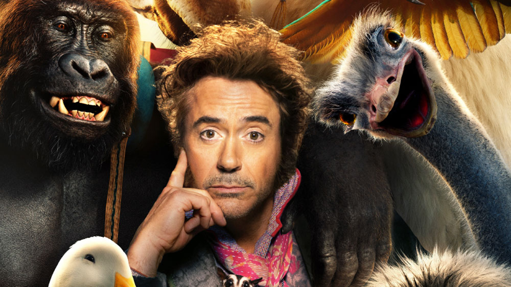 robert downey jr new movie
