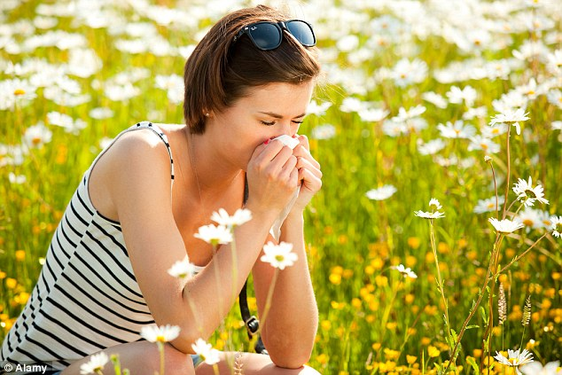 Science: The Good News on Allergies: They Might Protect Against Cancer