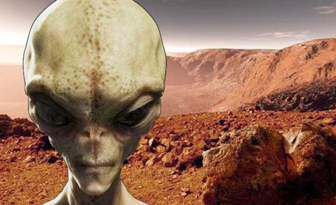My All-Time favourite Alien Cartoon! – Aliens on Mars and the NASA Rover…