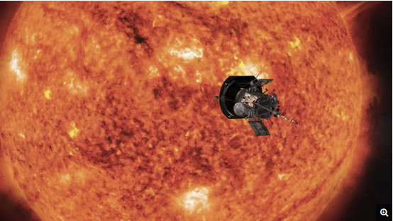 Science: Will NASA's Parker Solar Probe Really 'Touch the Sun'?