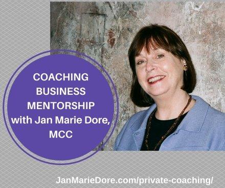 COACHING BUSINESS MENTORSHIP