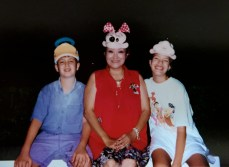 12. Carnival Bahamas Cruise & Disney World, December 1995