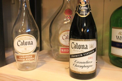 Wine from Kelowna