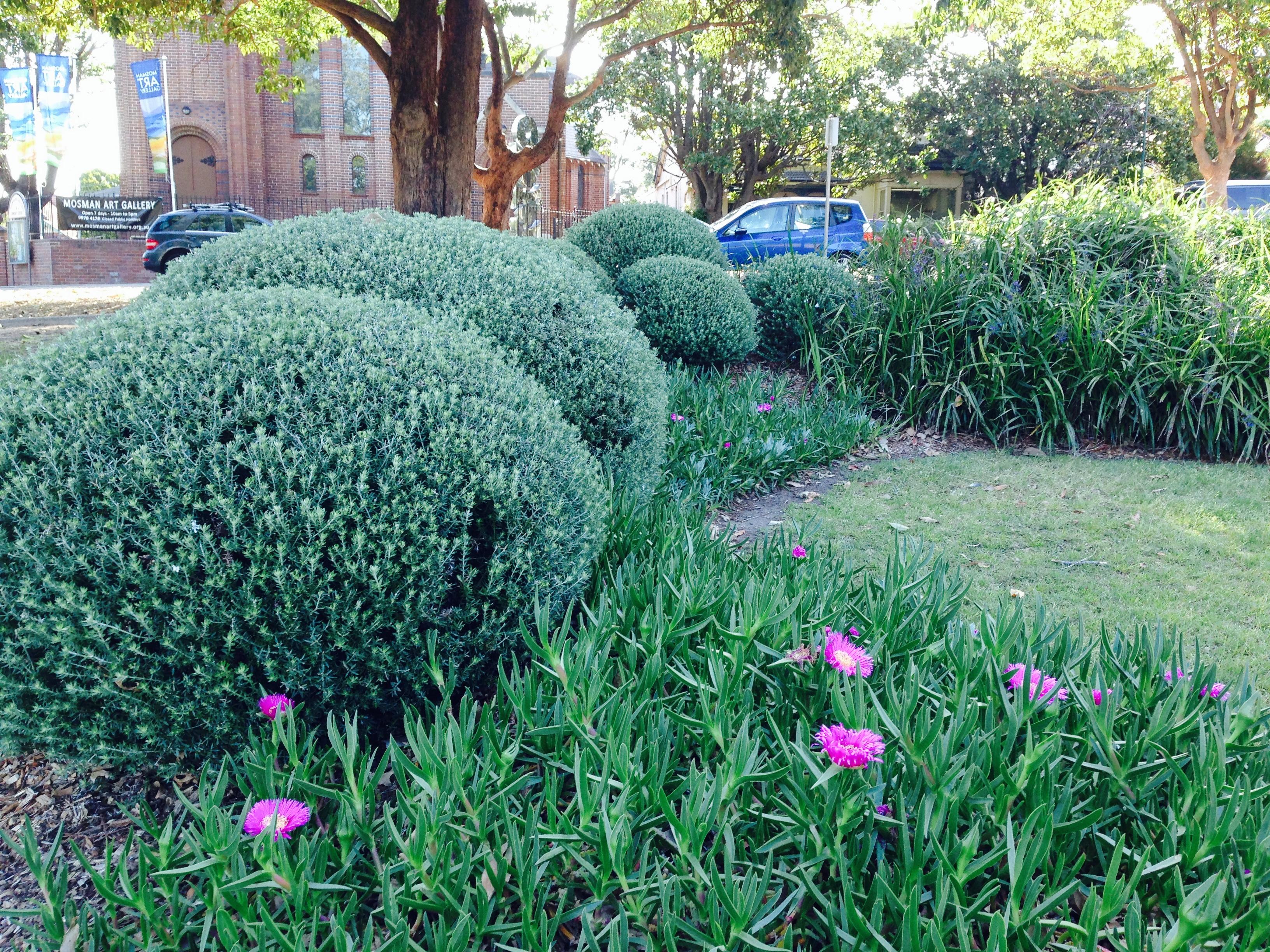 Simple Garden Design Trick Repeater Plants Janna