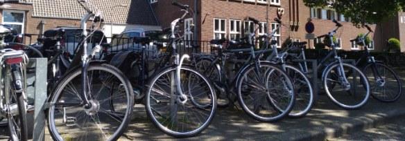 brugklas betekent vaak fietsen